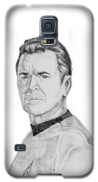 Montgomery Scott Galaxy S5 Case