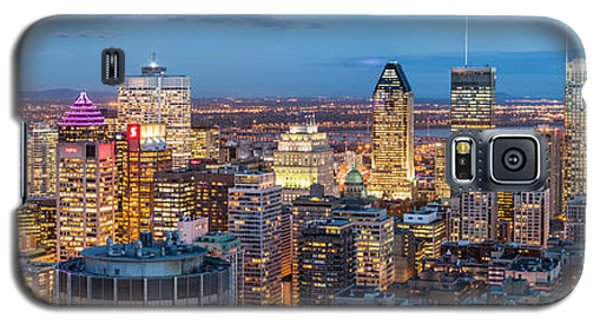 Montreal Panorama Galaxy S5 Case