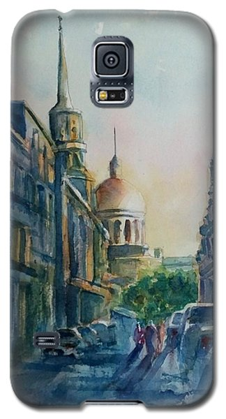 Montreal Skyline Galaxy S5 Case