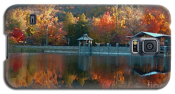 Montreat Autumn Galaxy S5 Case by Lydia Holly