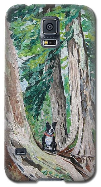 Monty's Travels Galaxy S5 Case
