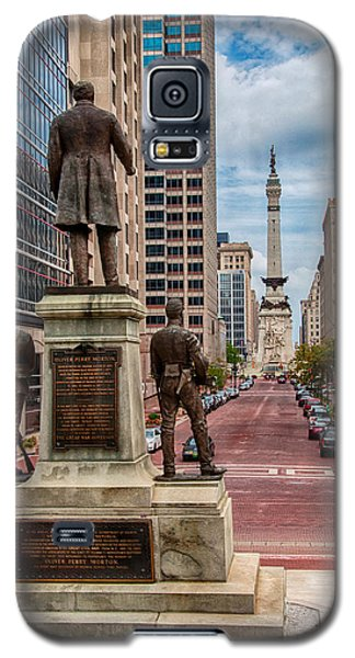 Monument To Monument Indianapolis Galaxy S5 Case