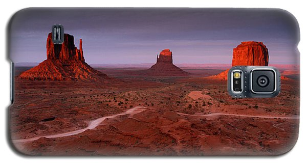 Monument Valley 1 Galaxy S5 Case by Butch Lombardi