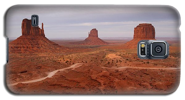 Monument Valley 3 Galaxy S5 Case by Butch Lombardi