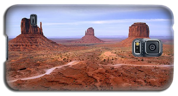Monument Valley II Galaxy S5 Case by Butch Lombardi