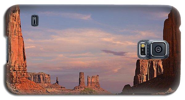 Monument Valley - Mars-like Terrain Galaxy S5 Case