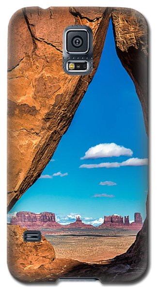 Monument Valley Through A Tear Galaxy S5 Case