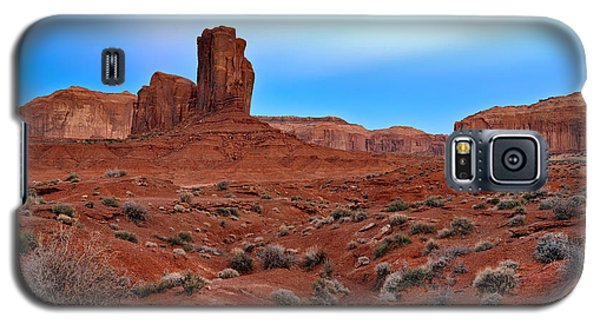 Monument Valley View Galaxy S5 Case
