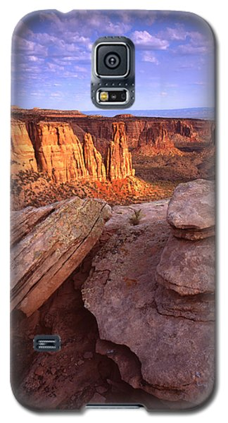 Monumental Morning Galaxy S5 Case