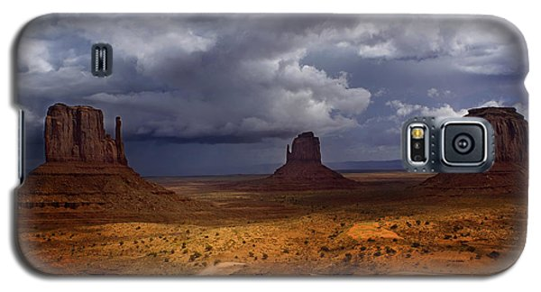 Monuments Of The West Galaxy S5 Case
