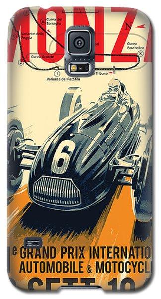 Monza Grand Prix Galaxy S5 Case