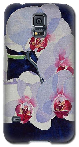 Moolight Dance Galaxy S5 Case by Judy Mercer