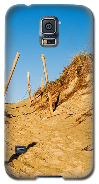 Moon And Dunes Galaxy S5 Case