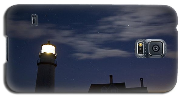 Moon And Stars Galaxy S5 Case by Amazing Jules