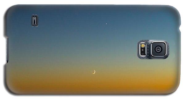 Moon And Venus I Galaxy S5 Case