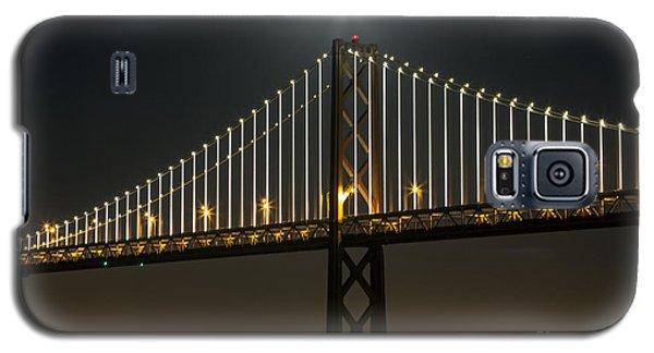 Moon Atop The Bridge Galaxy S5 Case