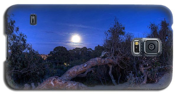 Moon Branch Galaxy S5 Case