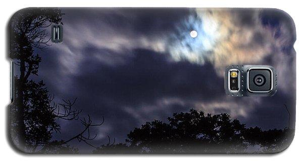 Moon Break Galaxy S5 Case by Peta Thames