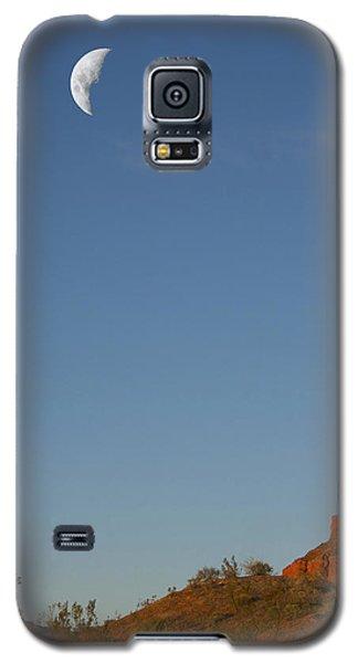Moon Cliff Galaxy S5 Case
