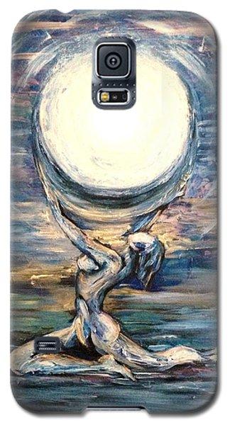 Moon Goddess Galaxy S5 Case