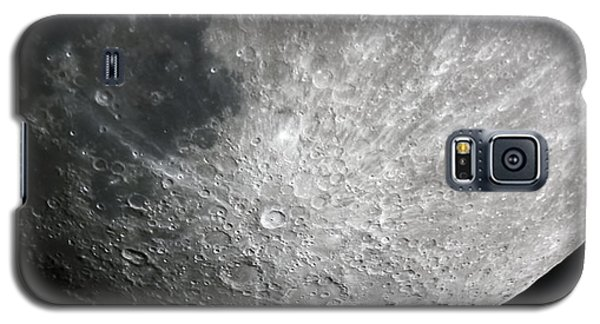 Moon Hi Contrast Galaxy S5 Case