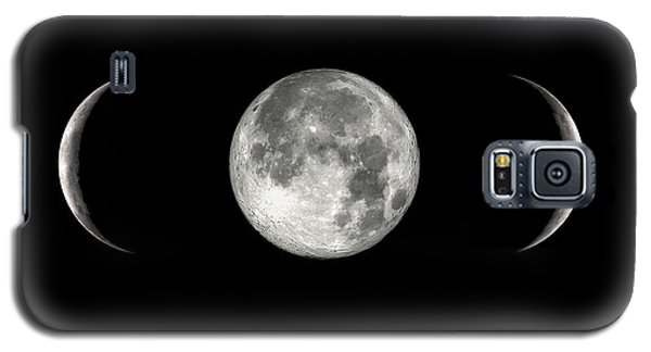 Moon In Parentheses Galaxy S5 Case
