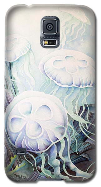 Moon Jelly Galaxy S5 Case