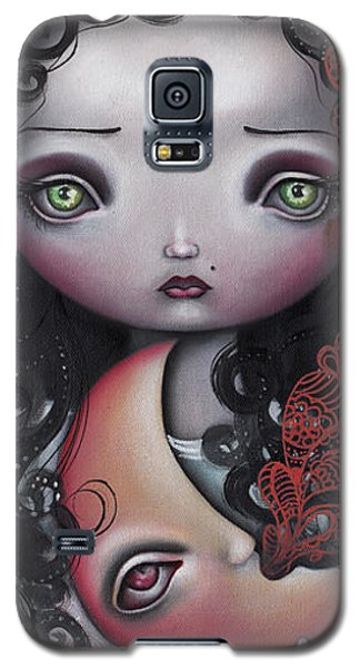 Moon Keeper Galaxy S5 Case
