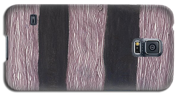 Galaxy S5 Case featuring the mixed media Moon Light by David Jackson