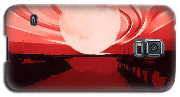 Moon Magic Galaxy S5 Case