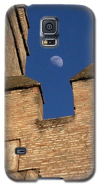 Moon Over Alcazar Galaxy S5 Case