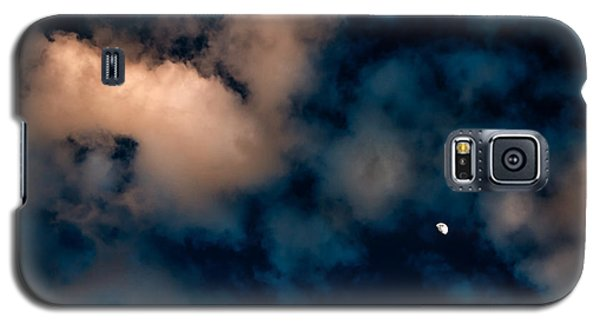 Moon Over Maui   Galaxy S5 Case