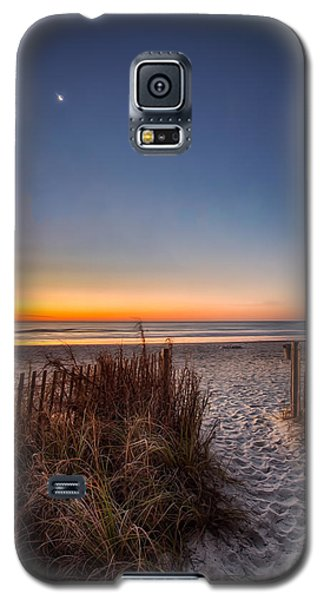 Moon Over Myrtle Beach Galaxy S5 Case