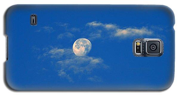 Moon Over Washington Dc Galaxy S5 Case