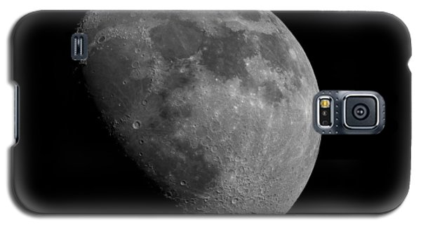 Galaxy S5 Case featuring the photograph Moon Phase by Dennis Bucklin