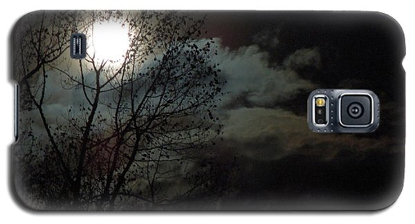 Galaxy S5 Case featuring the photograph Moon Rise by Pete Trenholm