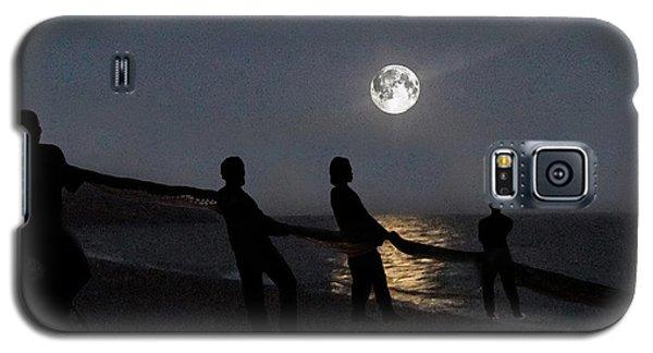 Moon Shadows  Galaxy S5 Case