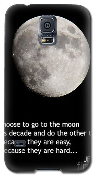 Moon Speech Galaxy S5 Case