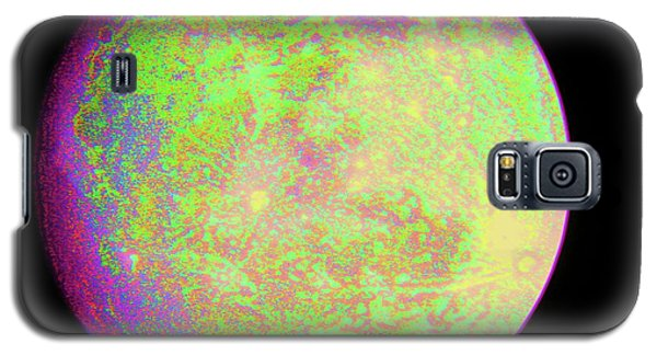 Galaxy S5 Case featuring the photograph Moon - Super Moon by Susan Carella