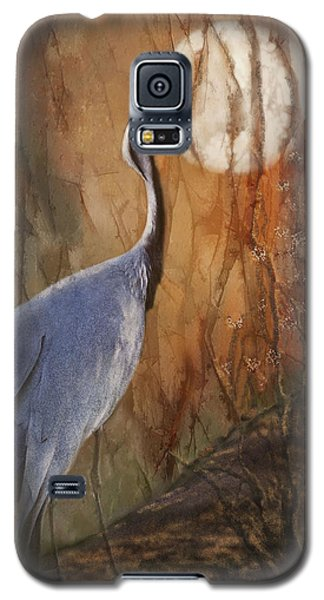 Moon Watch Galaxy S5 Case