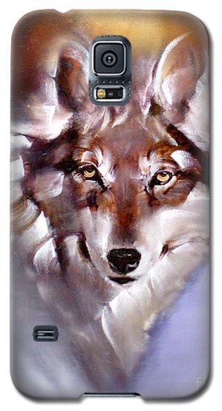 Moon Wolf Galaxy S5 Case