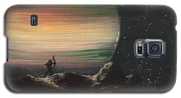 Moonhunter Galaxy S5 Case