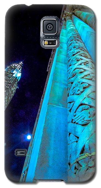 Moonlight At The Chrysler  Galaxy S5 Case