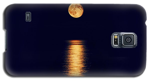 Moonlight Galaxy S5 Case by Charline Xia