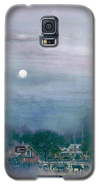 Moonlight Farm Galaxy S5 Case by Tim Oliver