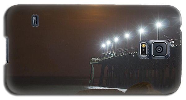 Moonlight Feels Right Galaxy S5 Case by Phil Mancuso