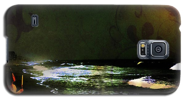 Moonlight Gives Girl Hope In The Darkness Galaxy S5 Case