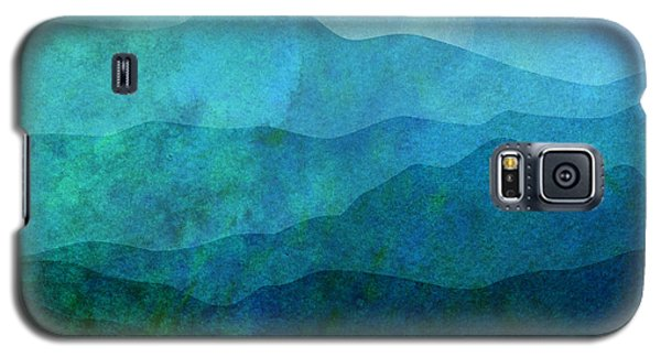 Mountain Galaxy S5 Case - Moonlight Hills by Gary Grayson