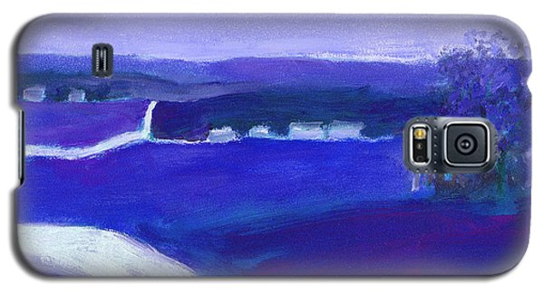 Moonlight In The Country Galaxy S5 Case