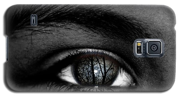 Moonlight In Your Eyes Galaxy S5 Case